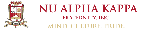 Nu Alpha Kappa Fraternity – Beta Chapter – San Diego State University Logo